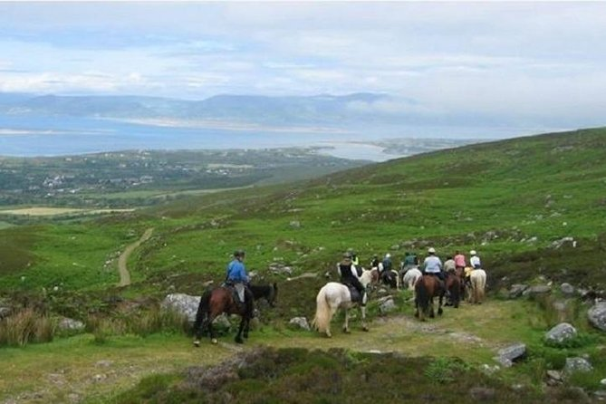 Killarney National Park Horseback Ride. Co Kerry. Guided. 3 hours. photo 5