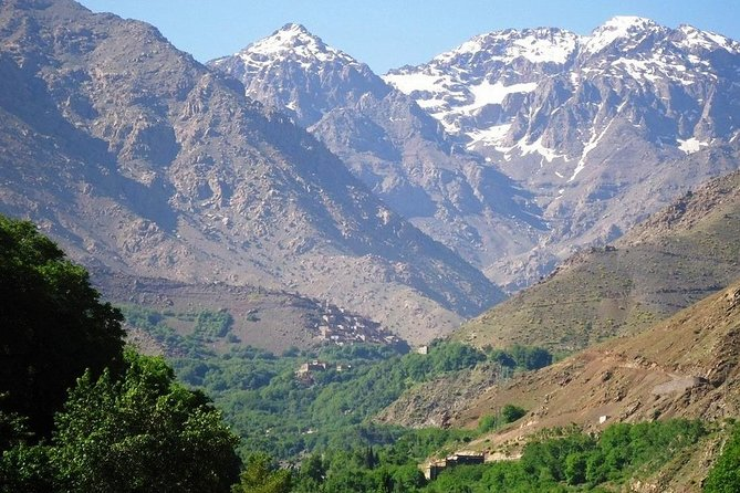 Atlas Mountains and Three Valleys Day Trip Waterfalls - Camel Ride Marrakech photo 10