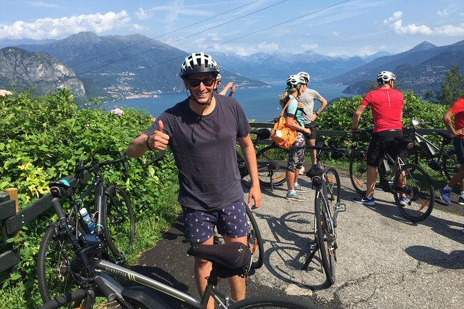 Bellagio Local Food Tasting E-Bike Tour
