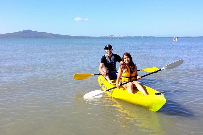 Kayak rental double for 1 hour
