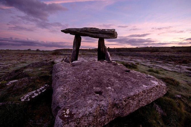 Stones & Stories Private Walk. Burren, Co Clare. Guided. 2 hours.