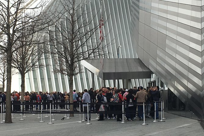 NOW OPEN: 9/11 Memorial Museum Entrance & Statue of Liberty Cruise