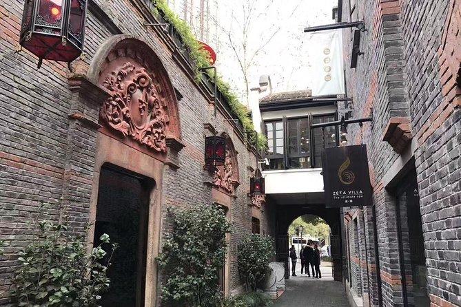 Shanghai Full-Day Iconic Sights: Zhujiajiao, Xintiandi, Huangpu River and More