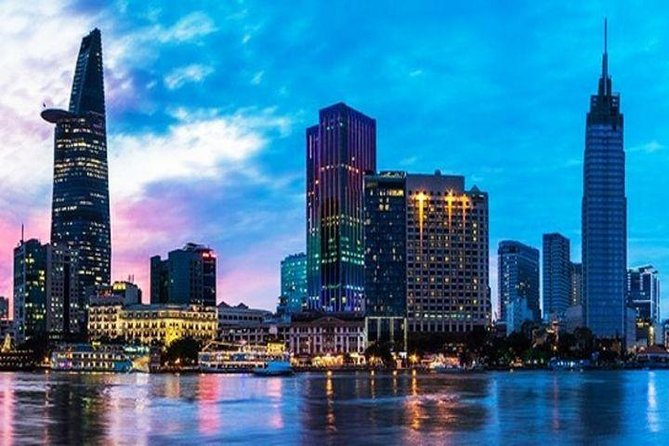 Ho Chi Minh City: Enjoy Cyclo Ride - Water Puppetry & Dinner Cruise