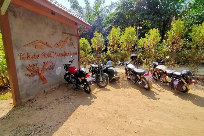 discovery of the region in royal enfield
