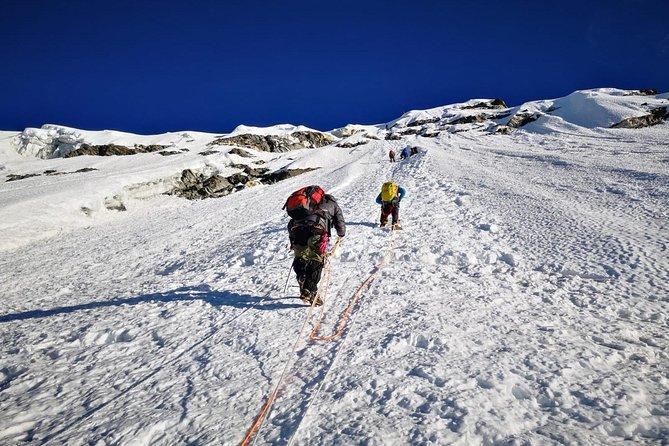 Everest Base camp trek + Island peak climbing