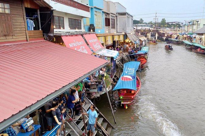 Amphawa Floating & Maeklong Railway Market Day Tour by SBK Day Tour With Lunch photo 7