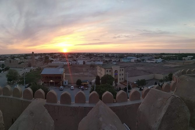 Khiva, the museum under the sky in Uzbekistan