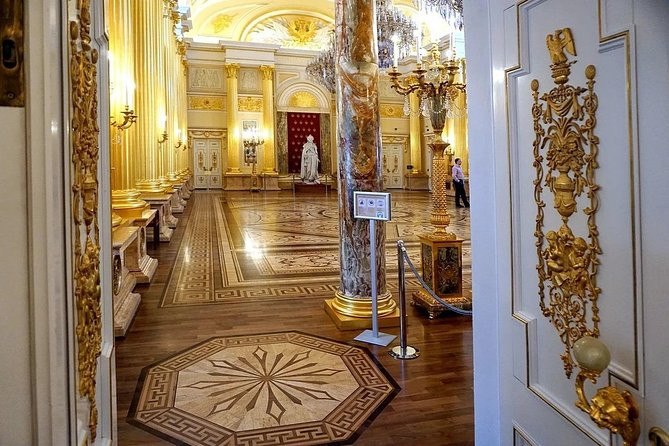 Private tour to the Catherine Palace with the Amber Room and its workshop photo 1