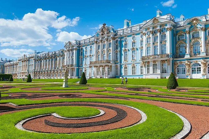 Private tour to the Catherine Palace with the Amber Room and its workshop photo 7