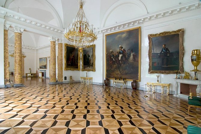 Private tour to the Catherine Palace with the Amber Room and its workshop photo 4