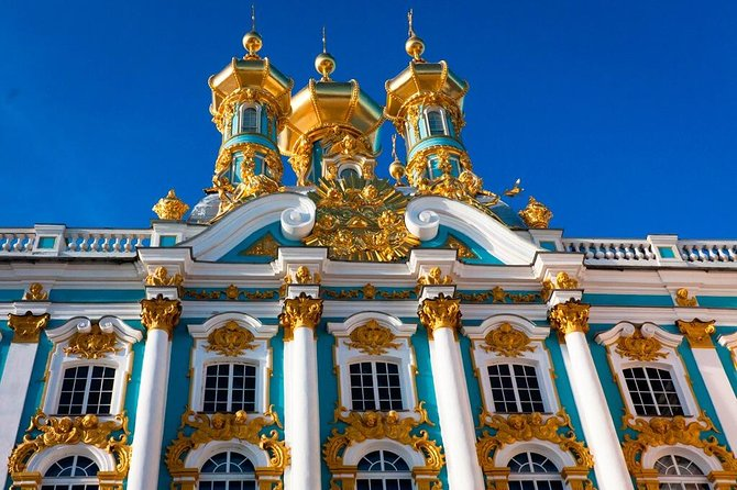Private tour to the Catherine Palace with the Amber Room and its workshop photo 10