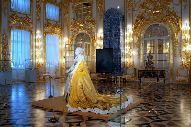 Private tour to the Catherine Palace with the Amber Room and its workshop photo 6