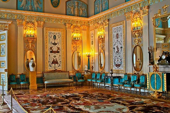 Private tour to the Catherine Palace with the Amber Room and its workshop photo 9