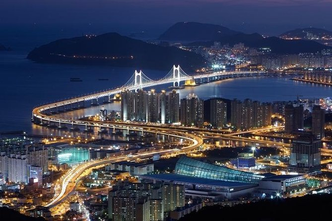 Private Full Day Tour of Busan Downtown & Northern Part Highlights