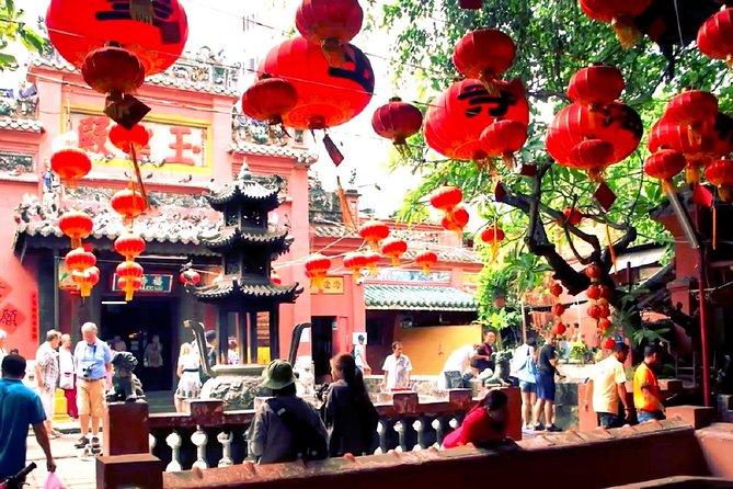 Ho Chi Minh City: Top 1 Should Visit Sagon Half Day Trip