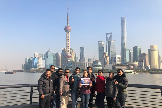 Best Tour of Shanghai with Bund, Yu Garden, Old French Concession & Nanjing Road