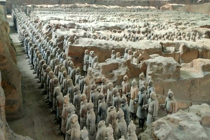 Xian Group Tour of Qin Terracotta Warriors and Horses Museum photo 7