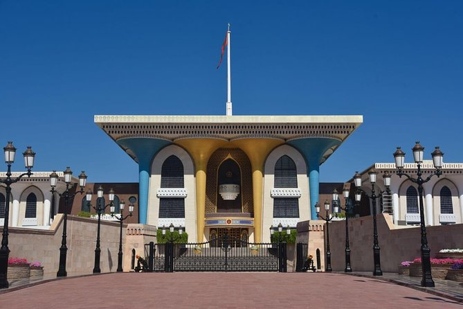 Muscat City Tours Full Day