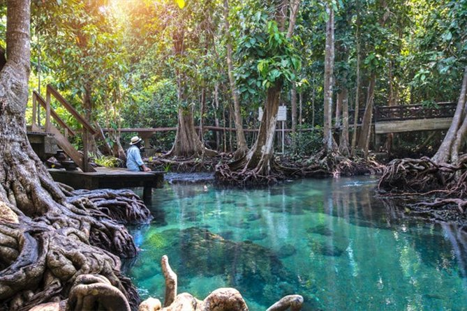 Hot Spring Waterfall and Emerald Pool Half Day Tour from Krabi photo 16