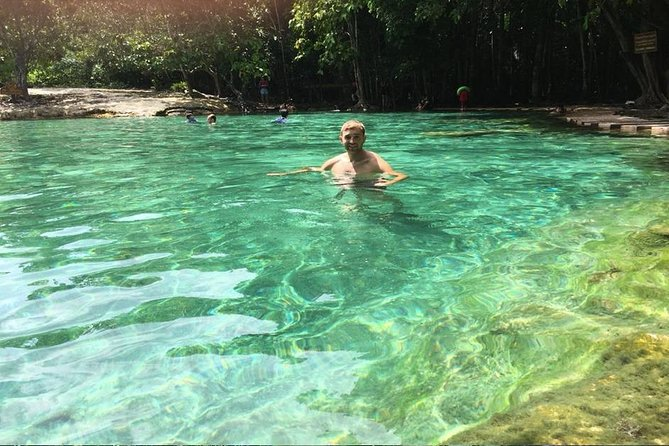 Hot Spring Waterfall and Emerald Pool Half Day Tour from Krabi photo 18