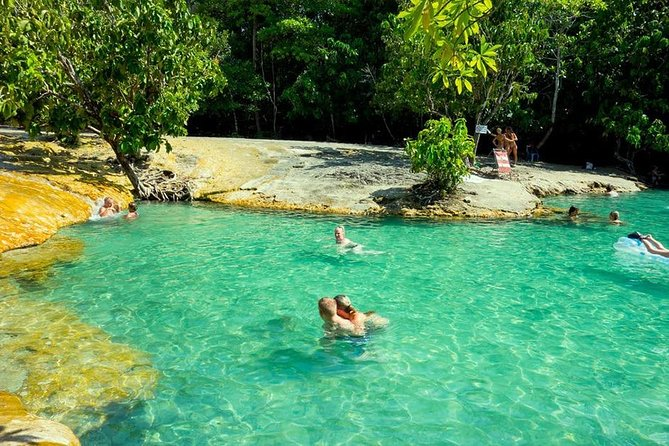 Hot Spring Waterfall and Emerald Pool Half Day Tour from Krabi photo 13