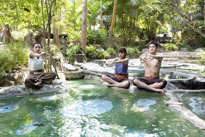 Hot Spring Waterfall and Emerald Pool Half Day Tour from Krabi photo 17