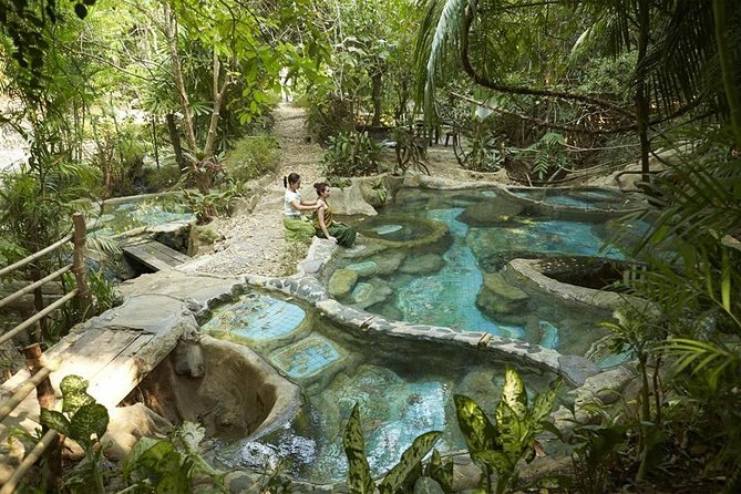 Hot Spring Waterfall and Emerald Pool Half Day Tour from Krabi photo 4