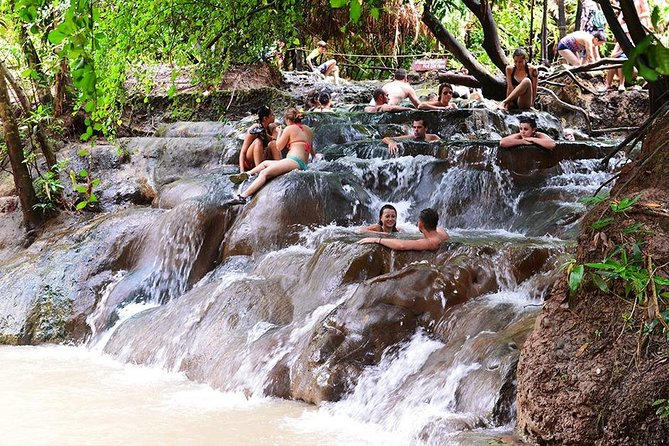 Hot Spring Waterfall and Emerald Pool Half Day Tour from Krabi photo 9