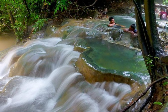 Hot Spring Waterfall and Emerald Pool Half Day Tour from Krabi photo 7