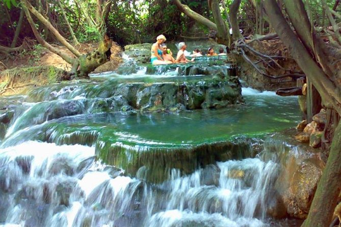Hot Spring Waterfall and Emerald Pool Half Day Tour from Krabi photo 15