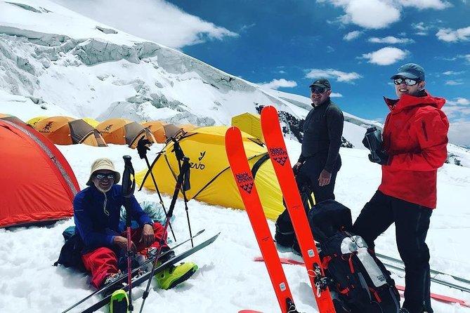 Muztagh Ata Expedition 2021