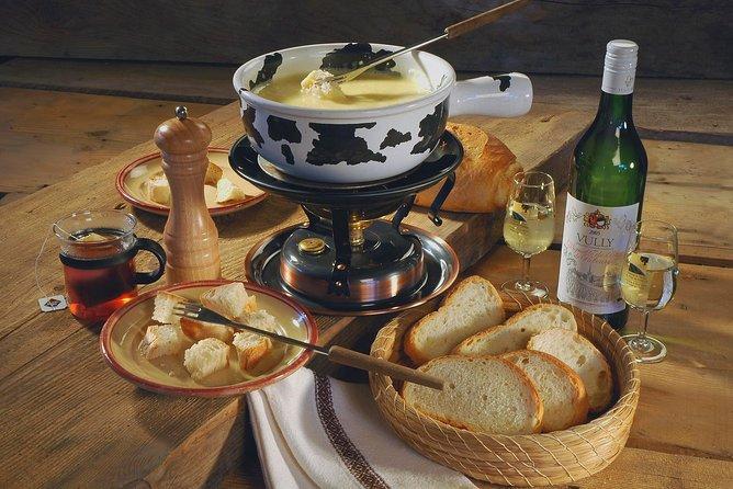 Gruyères Tour privado: Chocolate, Fábrica de queijos com menu de degustação