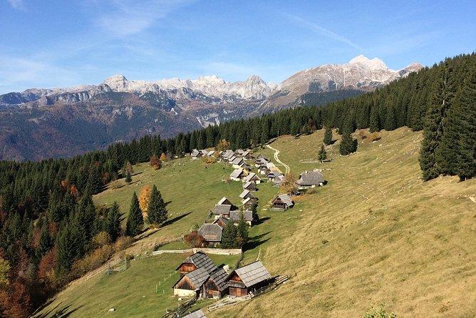 E-bike tour: Pokljuka and most astonishing vistas of the Julian Alps