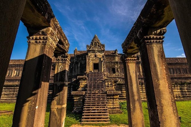 Private Tour: Angkor Wat and The Royal Temples Full-Day Tour from Siem Reap photo 9