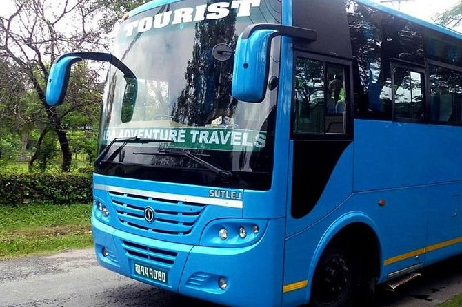 Kathmandu to Pokhara Tourist Bus Tickets reservation