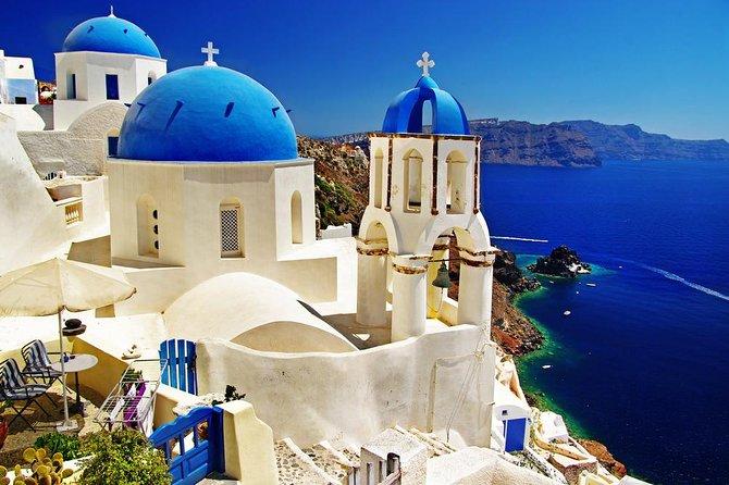 Santorini day tour 5 hours