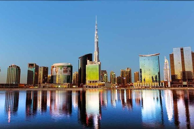 Combo: New Dubai City Tour & Burj Khalifah photo 15