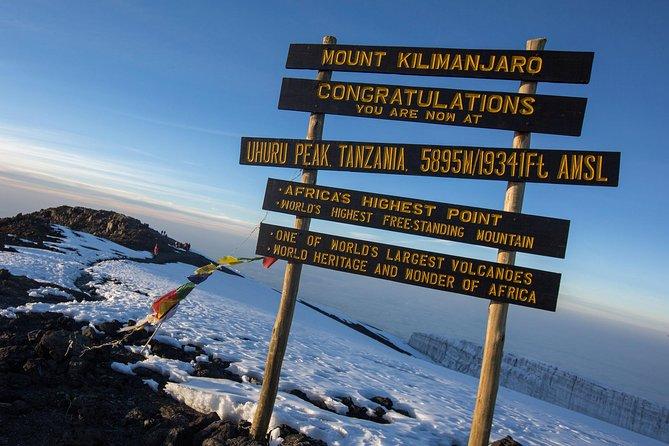 Climb Mount Kilimanjaro via Marangu route 6 days