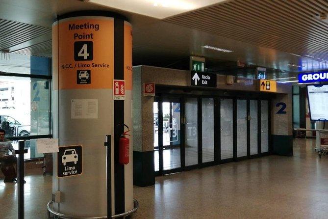 Private Transfer: Fiumicino Airport (FCO) to Calcata or vice versa