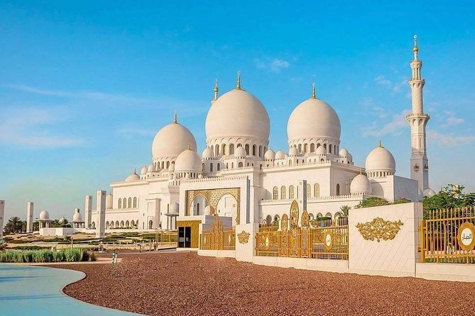 Private Abu Dhabi City Tour with Sheikh Zayed Grand Mosque from Abu Dhabi