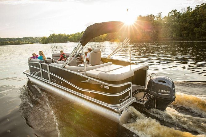 Family Pontoon Boat Rental