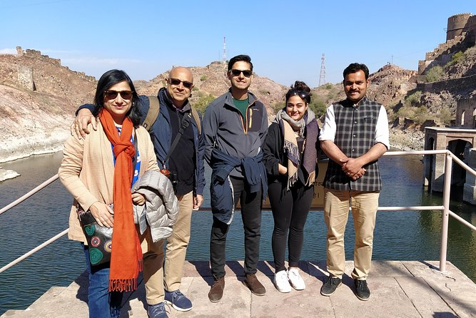 Mehrangarh Fort and Blue City Historic Tour with Local Guide