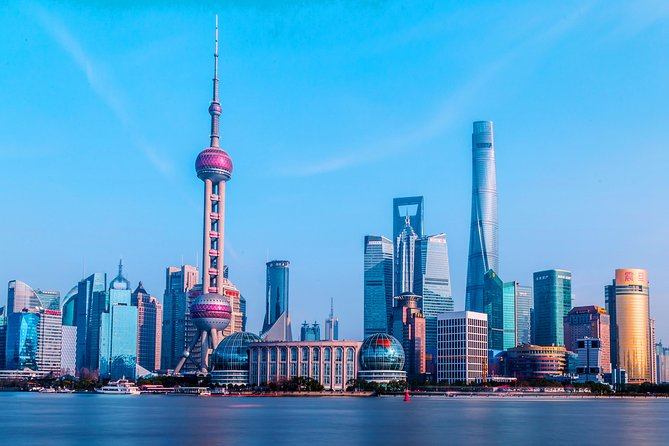 Shanghai Private Tour including the Bund, the Jade Buddha Temple+vegetarian food