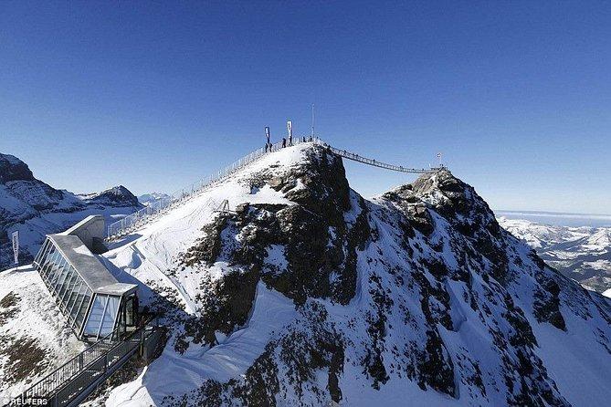 Glacier 3000, High Level Experience Private tour