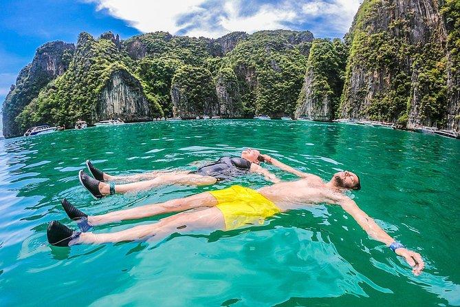 Phuket: Phi Phi Island Snorkeling Small-Group Day Trip