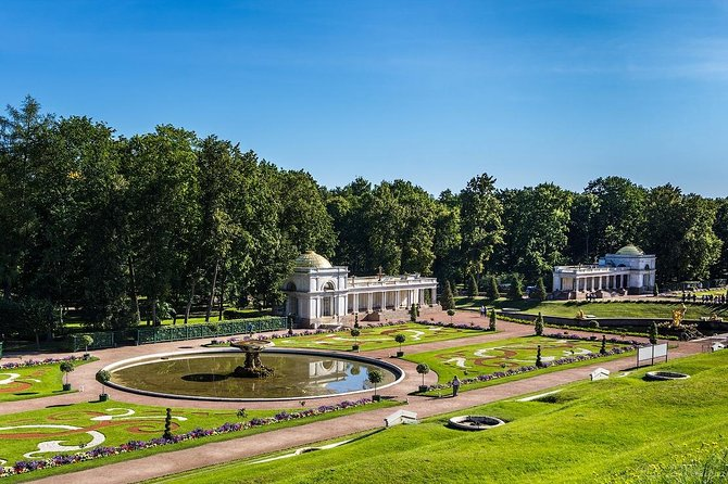 Private tour to Park and Grand Palace of the Peterhof photo 10