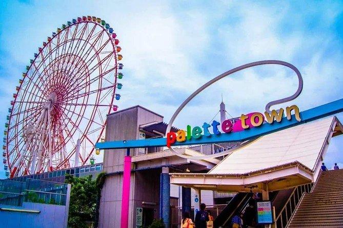 Tokyo Daikanransha Ferris Wheel Ticket