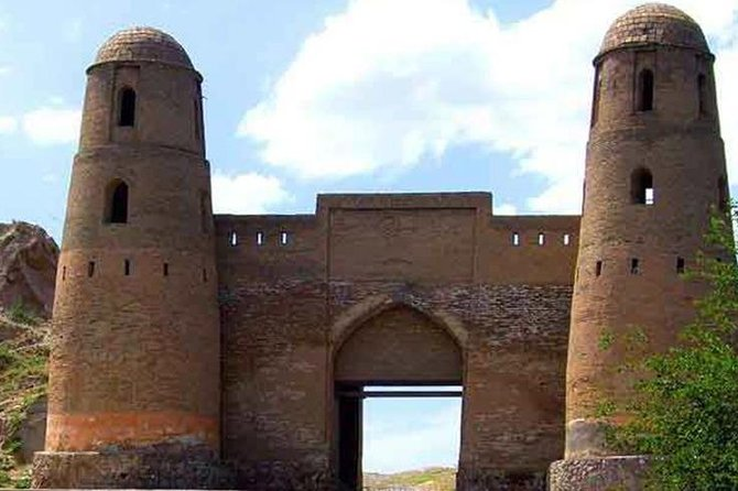 From Dushanbe to Hisor Fortress, 1 day tour