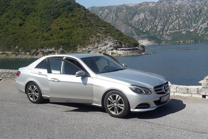 Private Transfer from Herceg Novi, Meljine or Igalo to Tivat airport